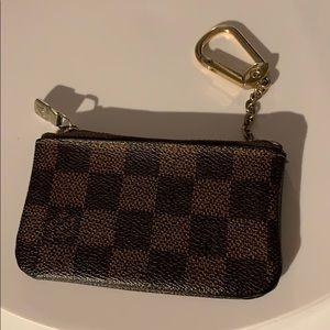 100% authentic Louis Vuitton key case
